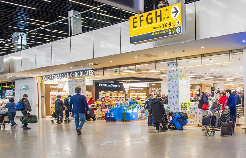 Schiphol Airport Retail: positief verrast en makkelijk werken